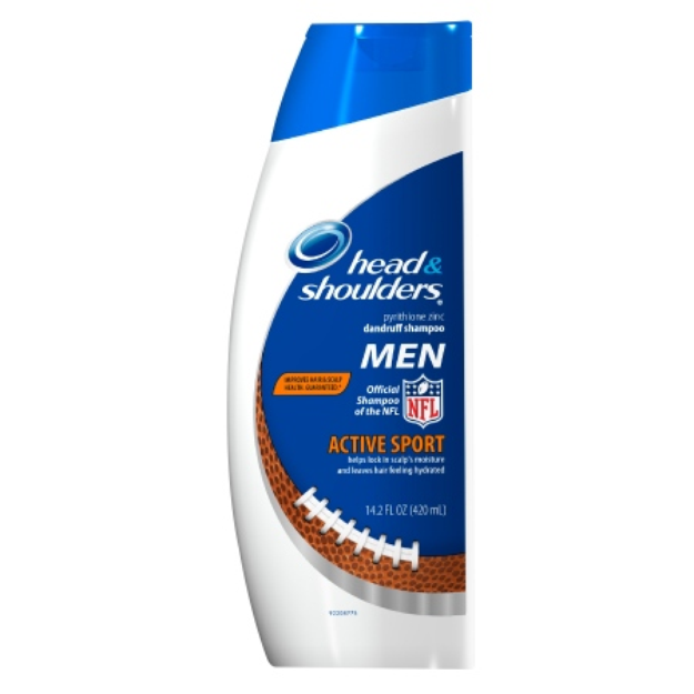 Head & Shoulders Active Sport Men Dandruff Shampoo
