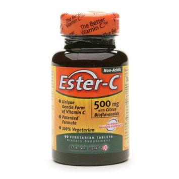 American Health Ester-C 500mg with Citrus Bioflavonoids