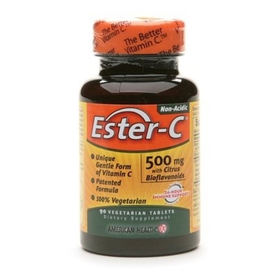 American Health Ester-C 500mg with Citrus Bioflavonoids