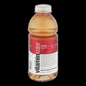 Glaceau VitaminWater Power-C Dragonfruit Nutrient Enhanced Water Beverage