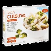 Lean Cuisine Simple Favorites Alfredo Pasta with Chicken & Broccoli