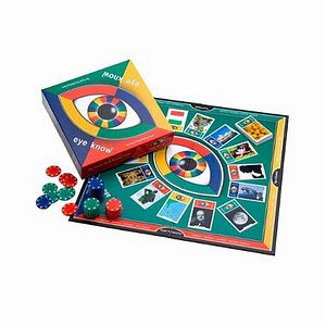 Eye Know Board Game Ages 14 and up