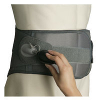 ITA-MED LSS-610 Lumbo-sacral Support with Air Valve, Small