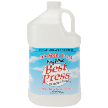 Mary Ellen Products Mary Ellen's Best Press Refills 1 Gallon-Scent Fre