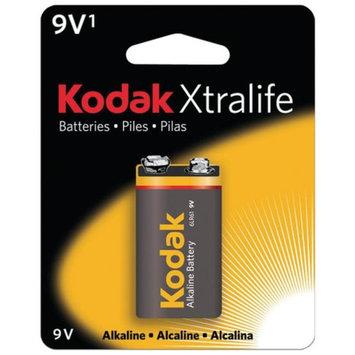 Kodak KODAK K9V-1 891-3089 Xtralife Alkaline Batteries 9V PK 1 Pk