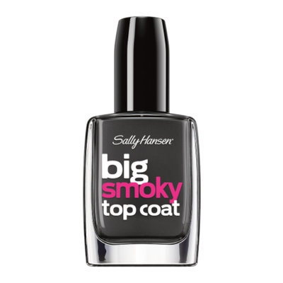 Sally Hansen® Big Smoky Top Coat Nail Polish