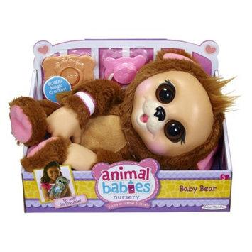 Jakks Pacific Inc. Animal Babies Baby Bear