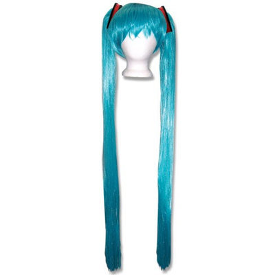 Miku Hatsune Wig Vocaloid Cosplay GE Animation