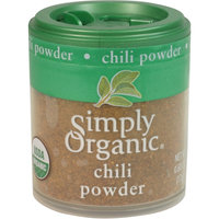 Simply Organic Certified Organic Chili Powder