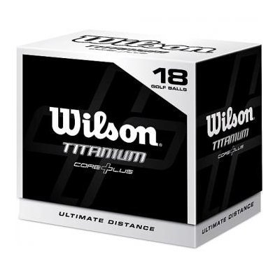 Wilson Titanium Golf Balls