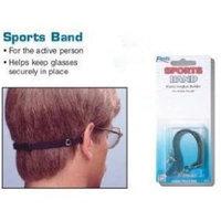 Flents Sports Band - Elastic Eyeglass Holder for Active People
