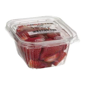 Lancaster Fresh Strawberry Slices