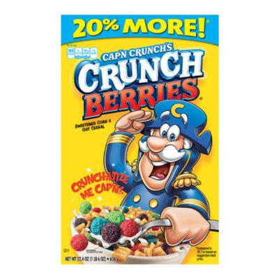 Cap'n Crunch Crunch Berries, 18.7 oz