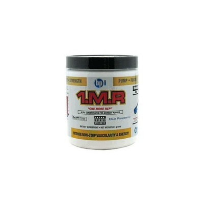 1.M.R 224 grams Blue Raspberry Nitric Oxide Supplements BPI