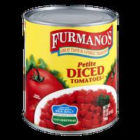 Furmano's Petite Diced Tomatoes