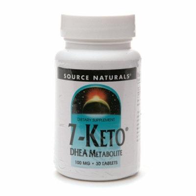 Source Naturals 7-Keto DHEA Metabolite 100 mg