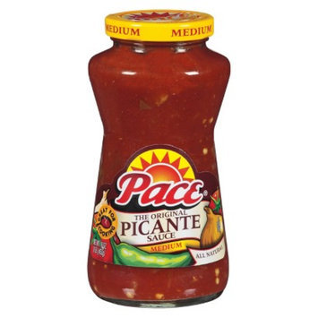 Campbell Soup Company Pace Picante Medium Salsa 16oz