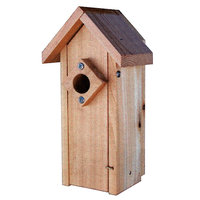 Stovall Products SPCS2 Wood Country Squire Peak Roof House