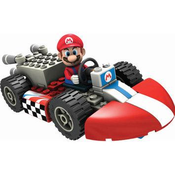 K'NEX Mario Kart Wii Mario and Standard Kart Building Set