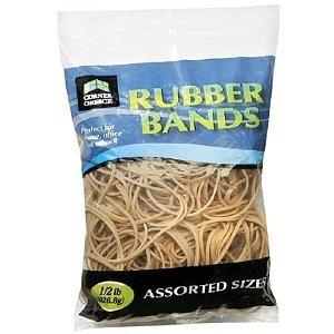 Corner Office Rubber Bands