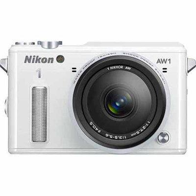 Nikon 1 AW1 14.2 MP HD Digital Camera System with AW 11-27.5mm f/3.5-