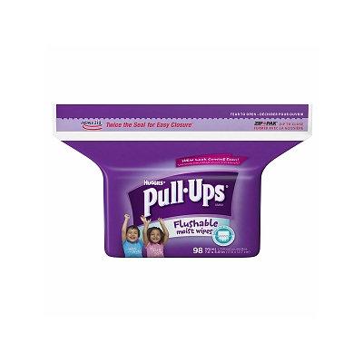 Huggies Pull-Ups Flushable Moist Wipes