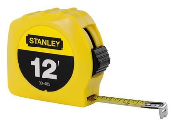 Stanley Bostitch BOS30485 - Stanley-Bostitch 12ft Tape Measure