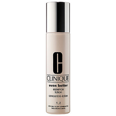 Clinique Even Better Essence Lotion for Very Dry To Dry Combination 3.4 oz