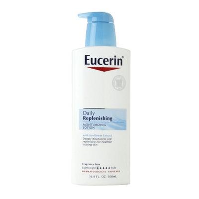 Eucerin Daily Replenishing Skin Lotion