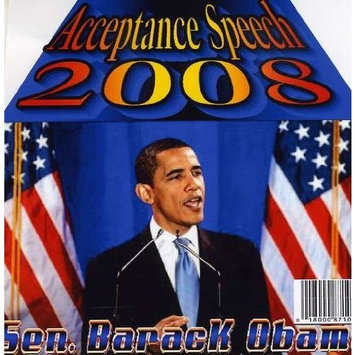 Hungry Jack Acceptance Speech 2008 Barack Obama