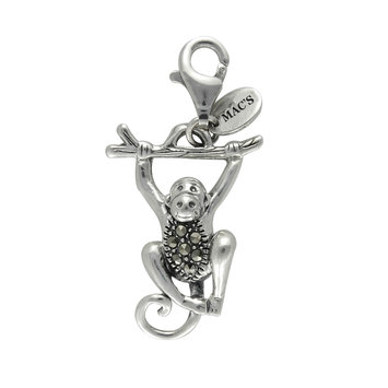 Mac's Monkey Shape Charm
