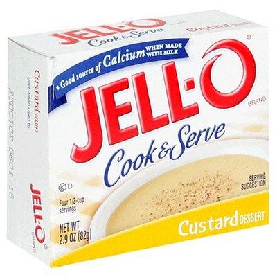JELL-O Cook & Serve Custard Dessert