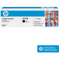 HP 304A Black Original LaserJet Toner Cartridge