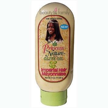 Vitale Princess By Nature Imperial Hair Mayonnaise 8 Oz