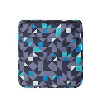 Tenba Switch Cover 10 - BlueGray Geometric