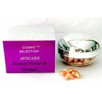 NCB Cosmo Selection Avocado Vitamin Facial Oil 60 Softgels