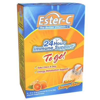 Ester C To Go! Vitamin C 1000mg