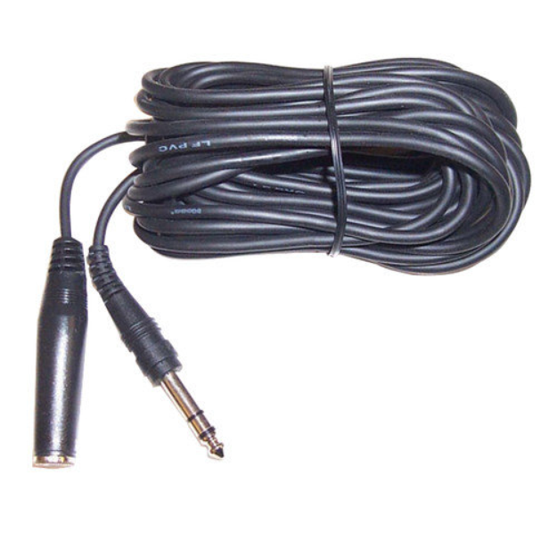 AmpliVox Sound Systems Microphone Cable