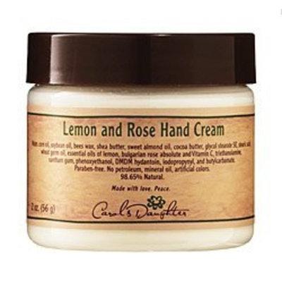 Carol's Daughter Lemon And Rose Hand Cream