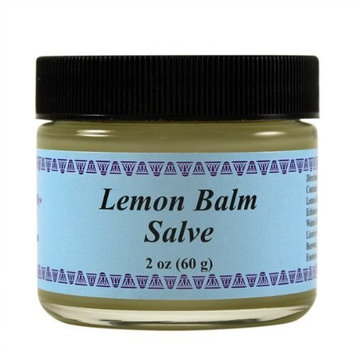 WiseWays Herbals: Salves for Natural Skin Care, Lemon Balm Cream 2 oz