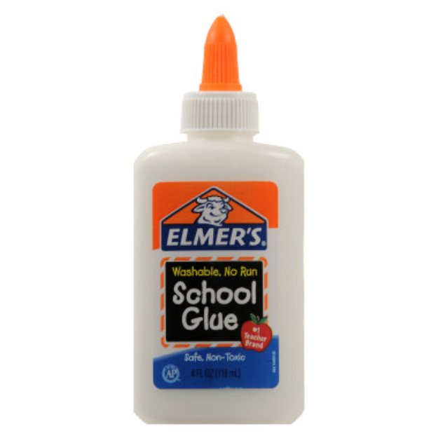 Elmers Elmer's School Glue, 4 oz