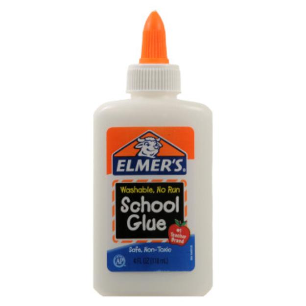 Elmers Elmer's School Glue, 4 oz