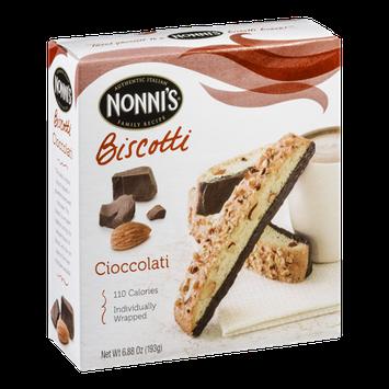 Nonni's Biscotti Cioccolati