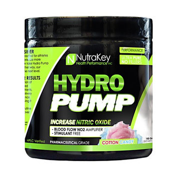 Nutrakey Hydro Pump Cotton Candy - 150 Grams
