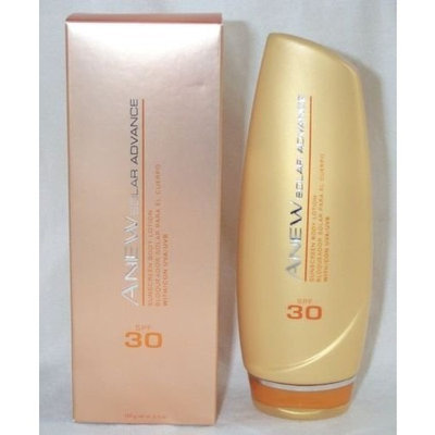 Avon Anew Solar Advance Spf#30 Body Lotion 5oz