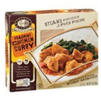 French Cafe French Meadow Entree Fragrant Chicken Curry, Size: 12 Oz (pack of 8)