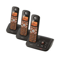 MOTOROLA K703B DECT 6.0 Cordless Phone System with Caller ID Answering System