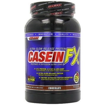 Allmax Nutrition CaseinFX Chocolate 2 Lbs
