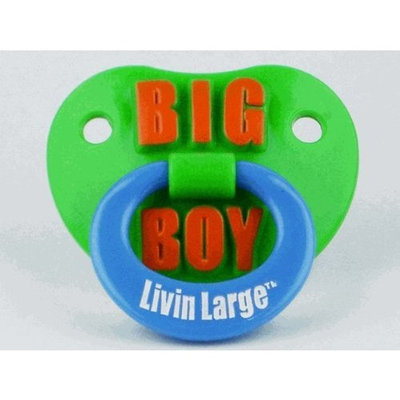 Billy Bob Personality Pacifiers - Big Boy Livin Large