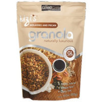 Lizi's Granola Lizi's Molasses and Pecans, 10.5-Ounce Bags (Pack of 6)